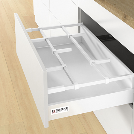 Orga Store Basic for Deep Drawers (2 shown)