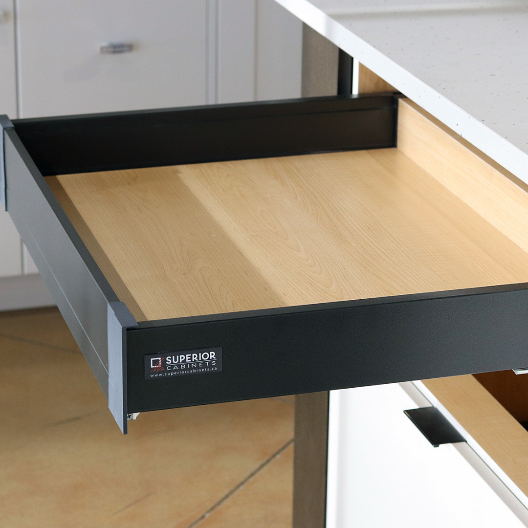 Roll Out Drawer – Standard – Pinnacle Full Extension