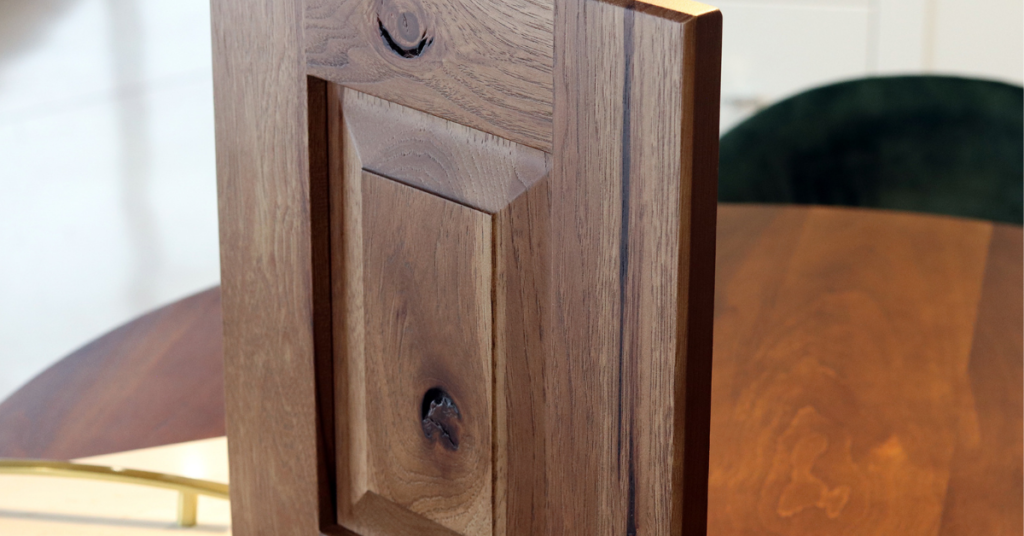 The new cabinet colors for spring have arrived. Introducing Autumn Stain and Fusion Pacific on MDF.